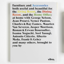 """Select, Arrange"" Vitra Catalog"