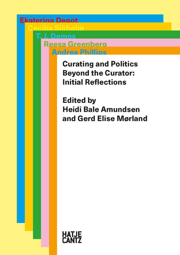 Curating and Politics