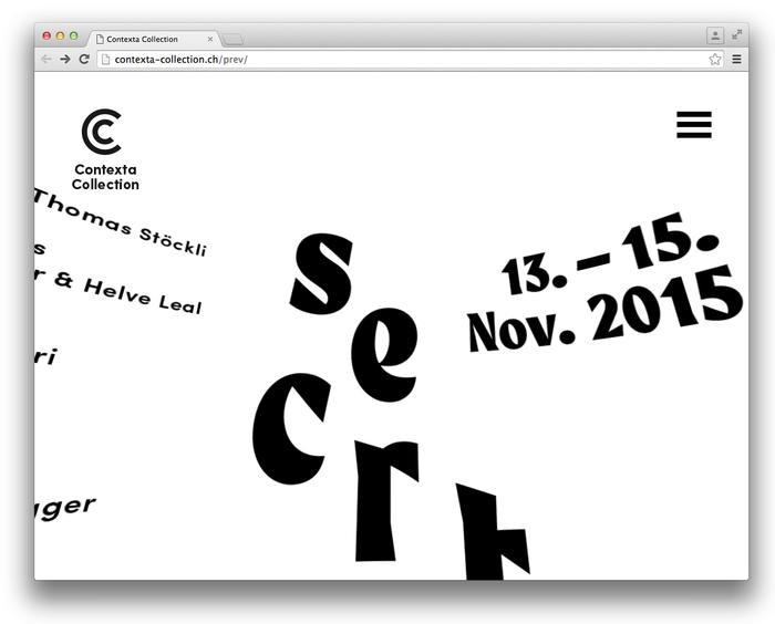 Contexta Collection: Secret 13