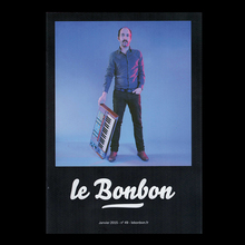 <cite>Le Bonbon Nuit</cite> nº49, January 2015