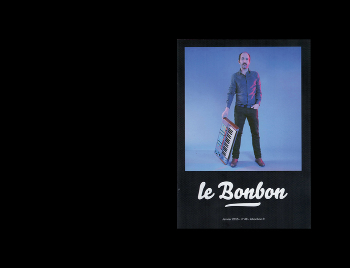 Le Bonbon Nuit nº49, January 2015 1