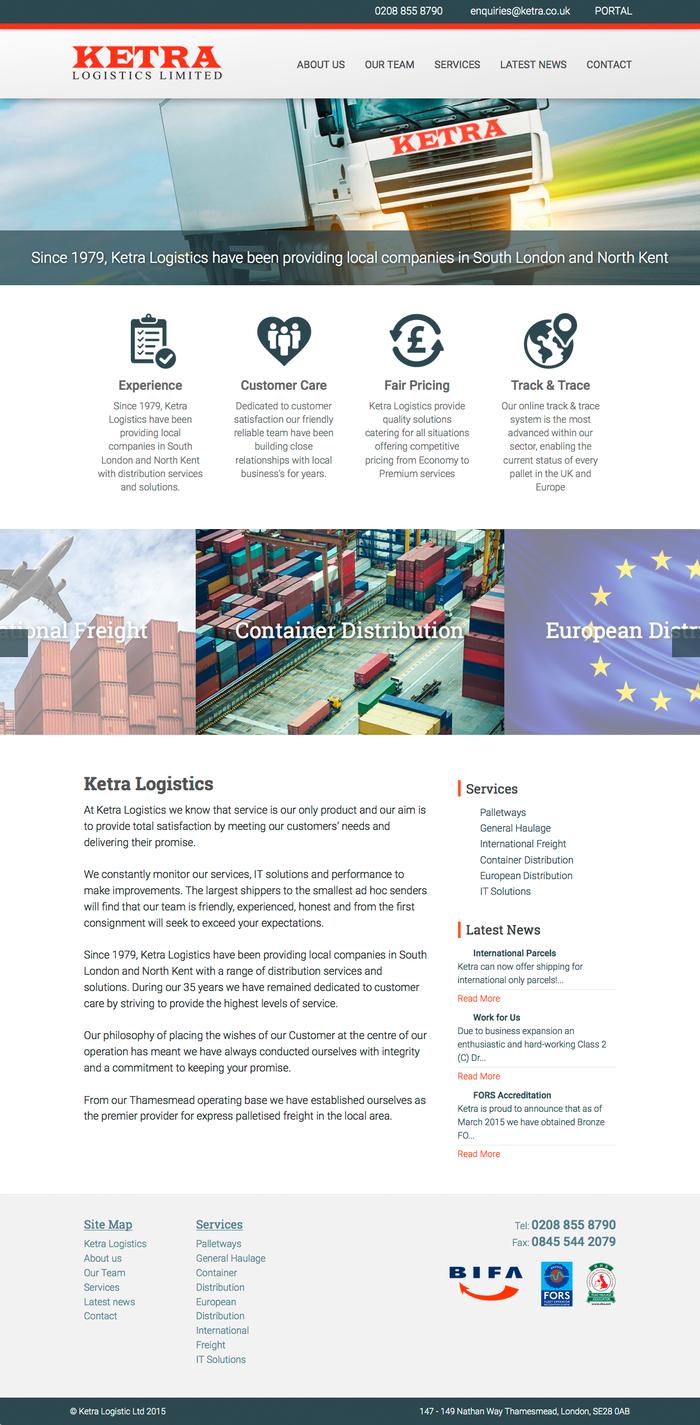 Ketra Logistics Ltd 2