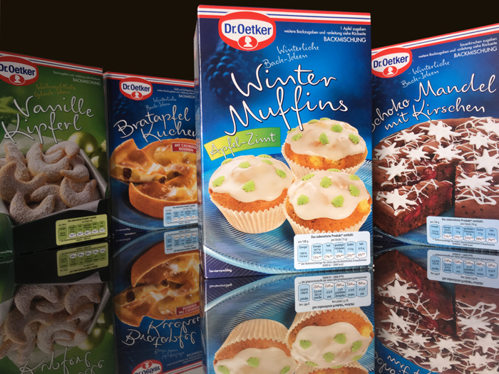 Dr. Oetker Christmas Edition 1