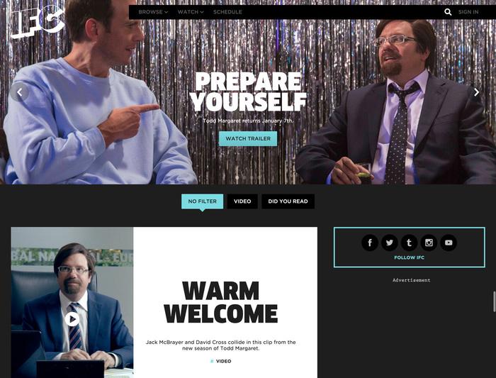 Homepage (wide viewport).