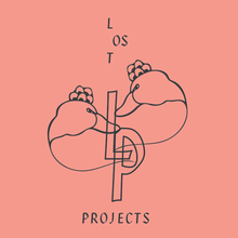Lost Projects: logo & business card