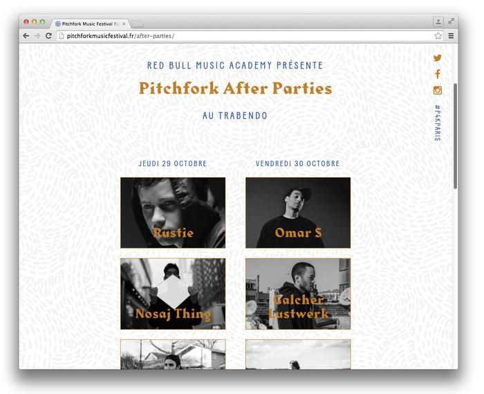 Pitchfork Music Festival Paris 2015 6