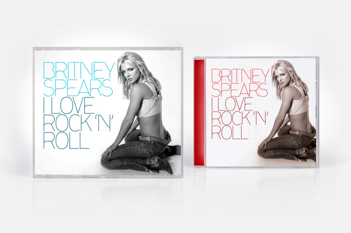 """I Love Rock 'n' Roll"" – Britney Spears 2"