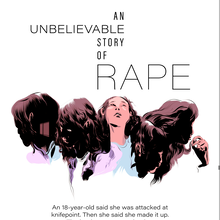 <cite>An Unbelievable Story of Rape</cite>