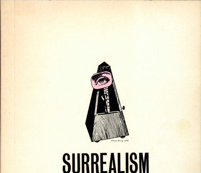 Surrealism, 1972. Designed by Ross Ritchie.