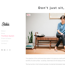 Sitskie identity and website