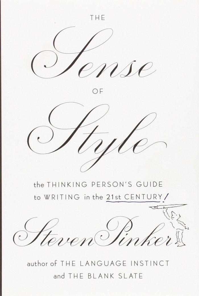 The Sense of Style by Steven Pinker 1