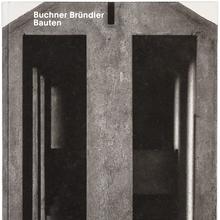 <cite>Buchner Bründler Bauten</cite>