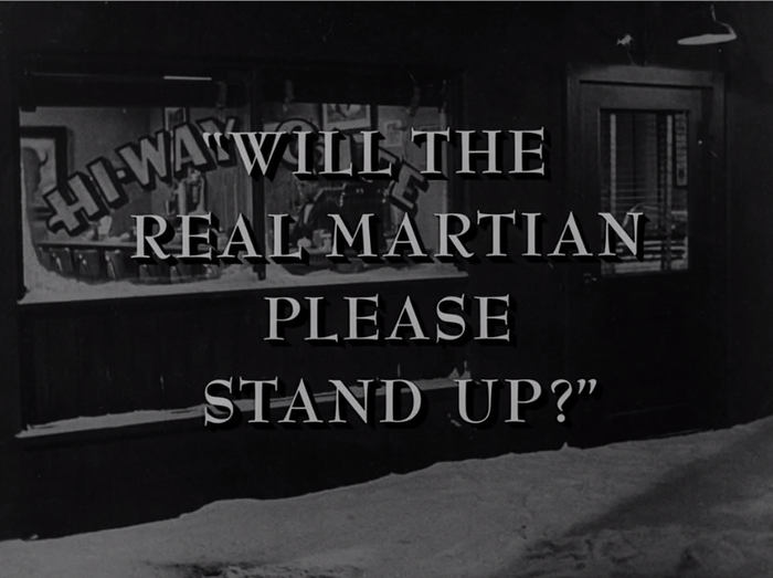 The Twilight Zone episode credits and title cards 11