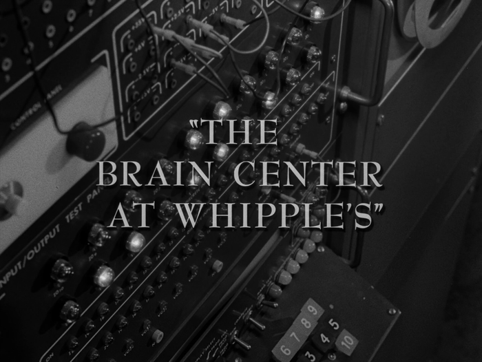 The Twilight Zone episode credits and title cards 13