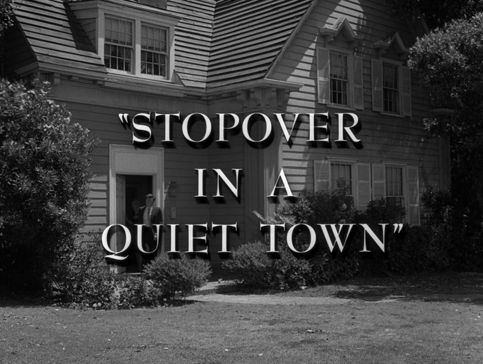 The Twilight Zone episode credits and title cards 14