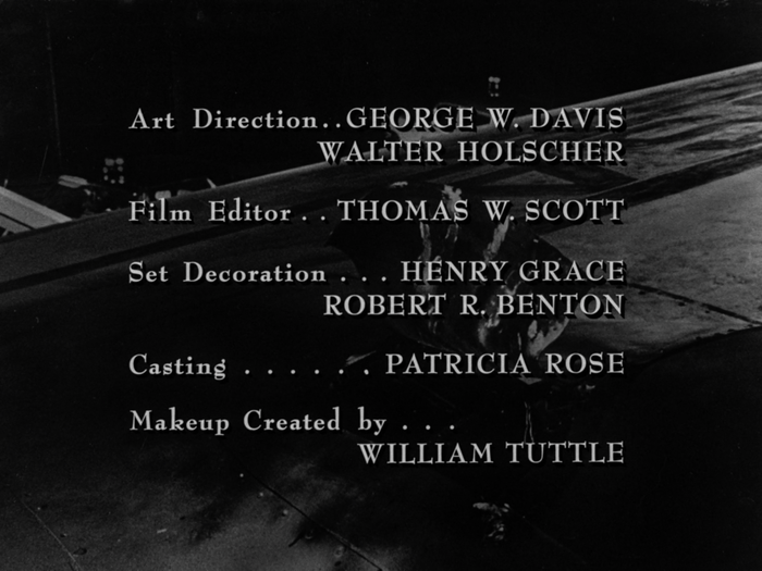 The Twilight Zone episode credits and title cards 8