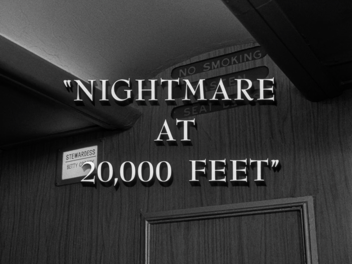 The Twilight Zone episode credits and title cards 2
