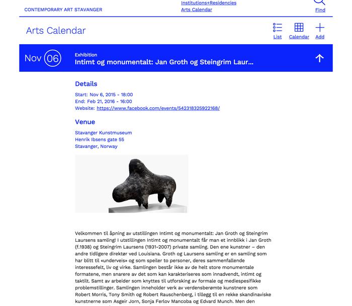 Contemporary Art Stavanger 6