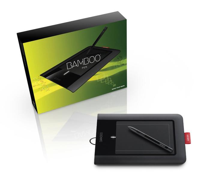 Wacom Bamboo tablet 6