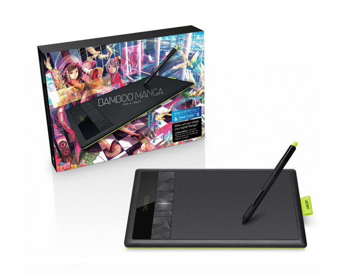 Wacom Bamboo tablet 9