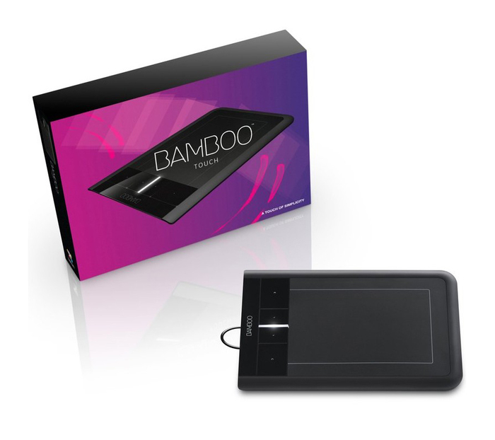 Wacom Bamboo tablet 5