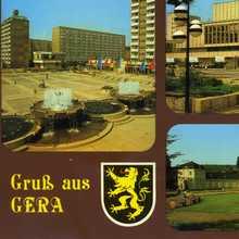 Gruß aus Gera