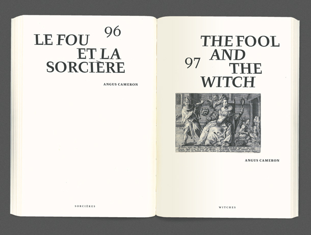 Sorcières (Witches) and L'Heure des Sorcières (The Witching Hour) 7