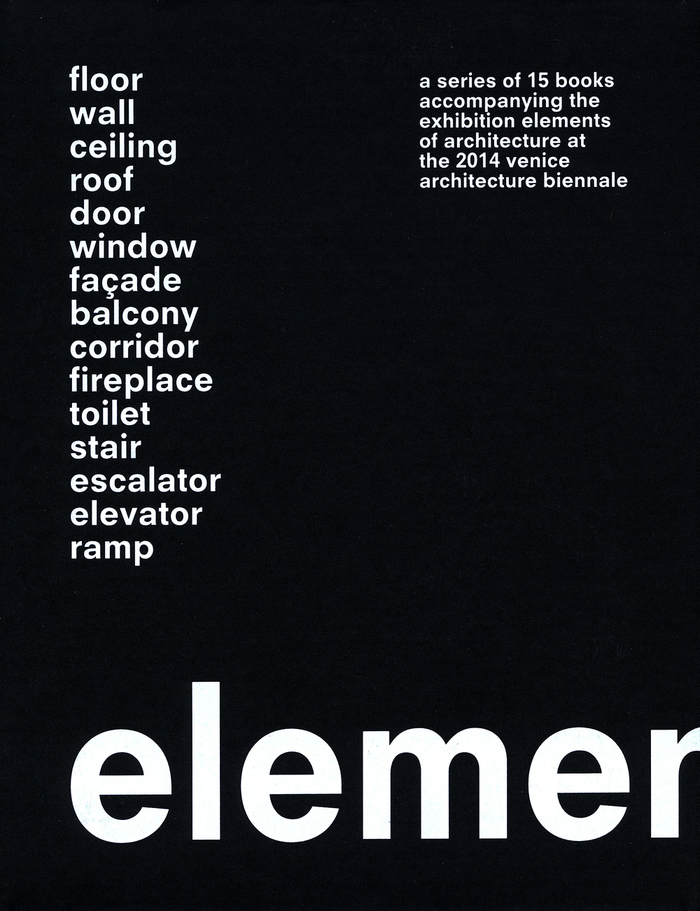 Elements of Architecture 2
