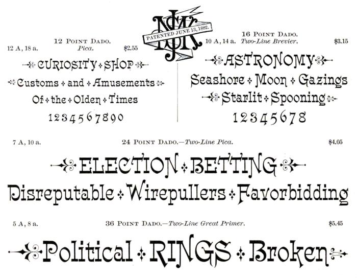 1892 MacKellar, Smiths & Jordan catalog, page 260.