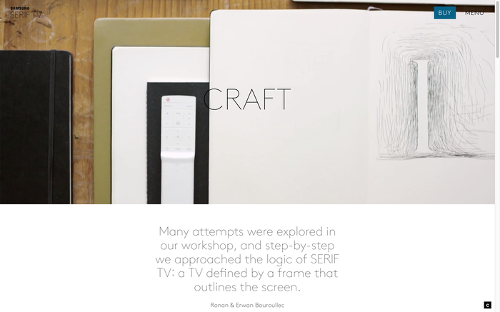 Serif TV website 6