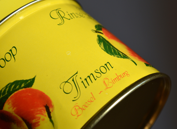 Timson Rinse Appelstroop 3