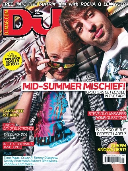 DJ magazine 3