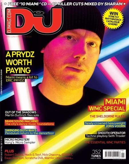 DJ magazine 5
