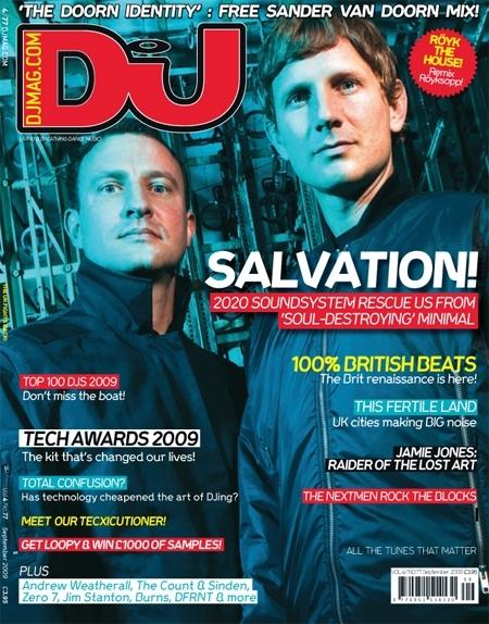 DJ magazine 6