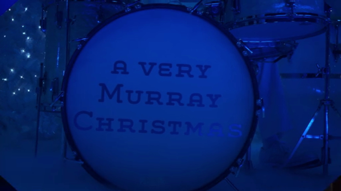 Drum logo from the bandstand set using Grover Slab.