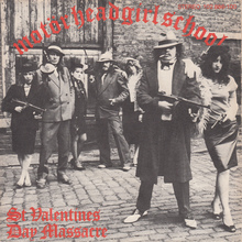 <cite>St Valentines Day Massacre</cite> by Motörhead / Girlschool