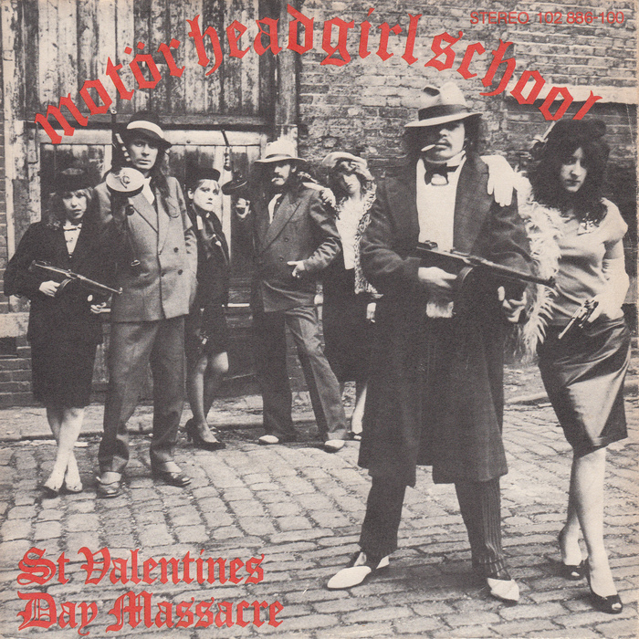 St Valentines Day Massacre by Motörhead / Girlschool