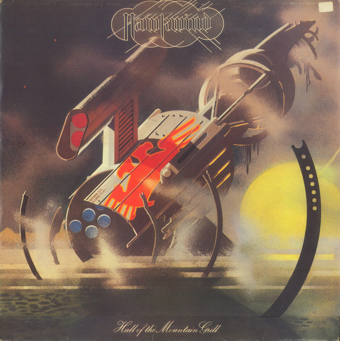 Hall of Mountain Grill by Hawkwind