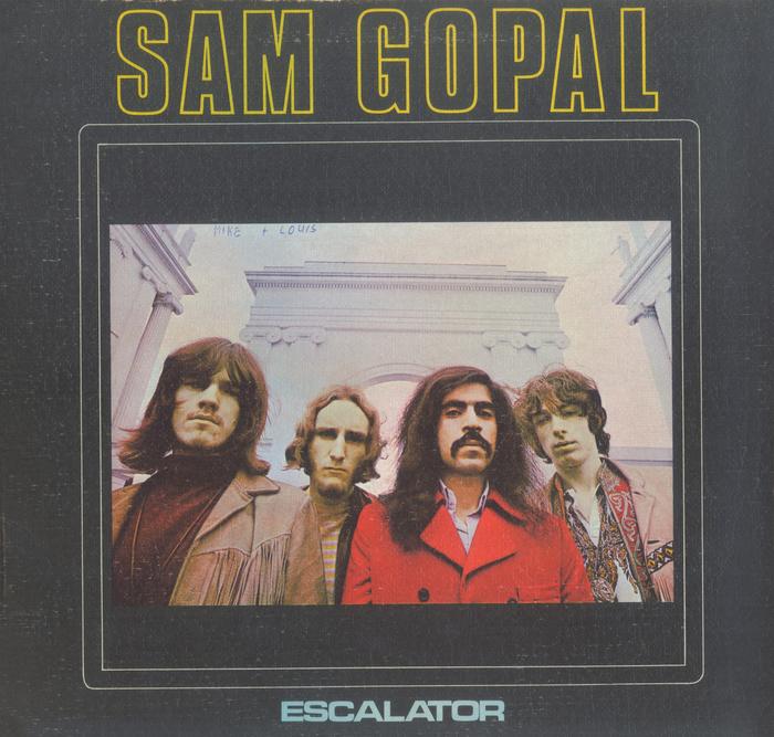 Escalator by Sam Gopal