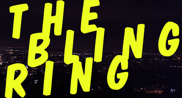 The Bling Ring opening titles 3