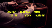 <cite>The Bling Ring</cite> opening titles