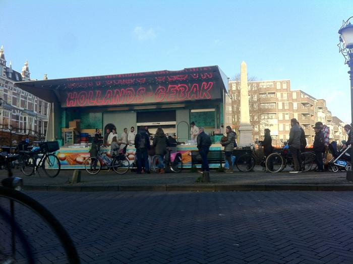 Hollands gebak, Den Haag 1