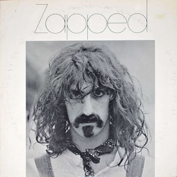 Zapped by Frank Zappa (Version 2) 3