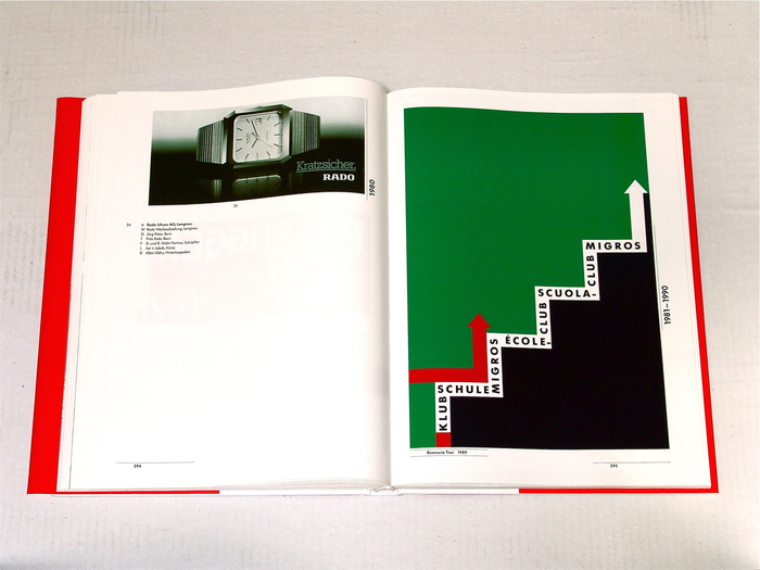 As it appeared in 50 years Swiss Posters. 1941-1990. where it is dated 1989.