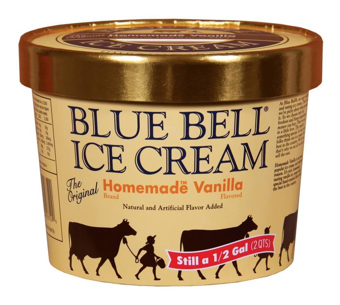 Blue Bell Ice Cream 2