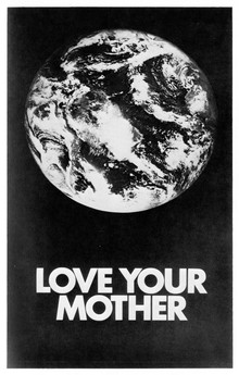 """Love Your Mother"" poster"