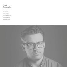 Ryan Fernandez, Visual Design & Art Direction