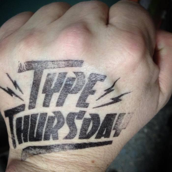 Type Thursday: January 2015 logo 2