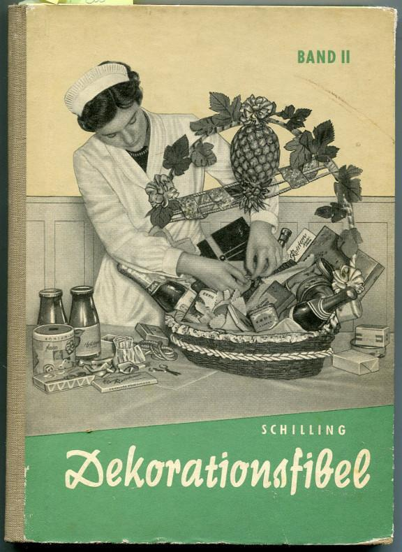 Dekorationsfibel by Werner Schilling 2