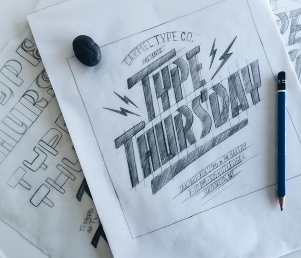 Type Thursday: January 2015 logo 4